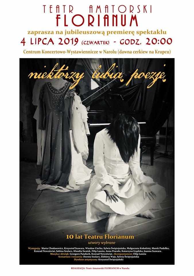 Teatr amatorski Florianum - Niektórzy lubią poezję